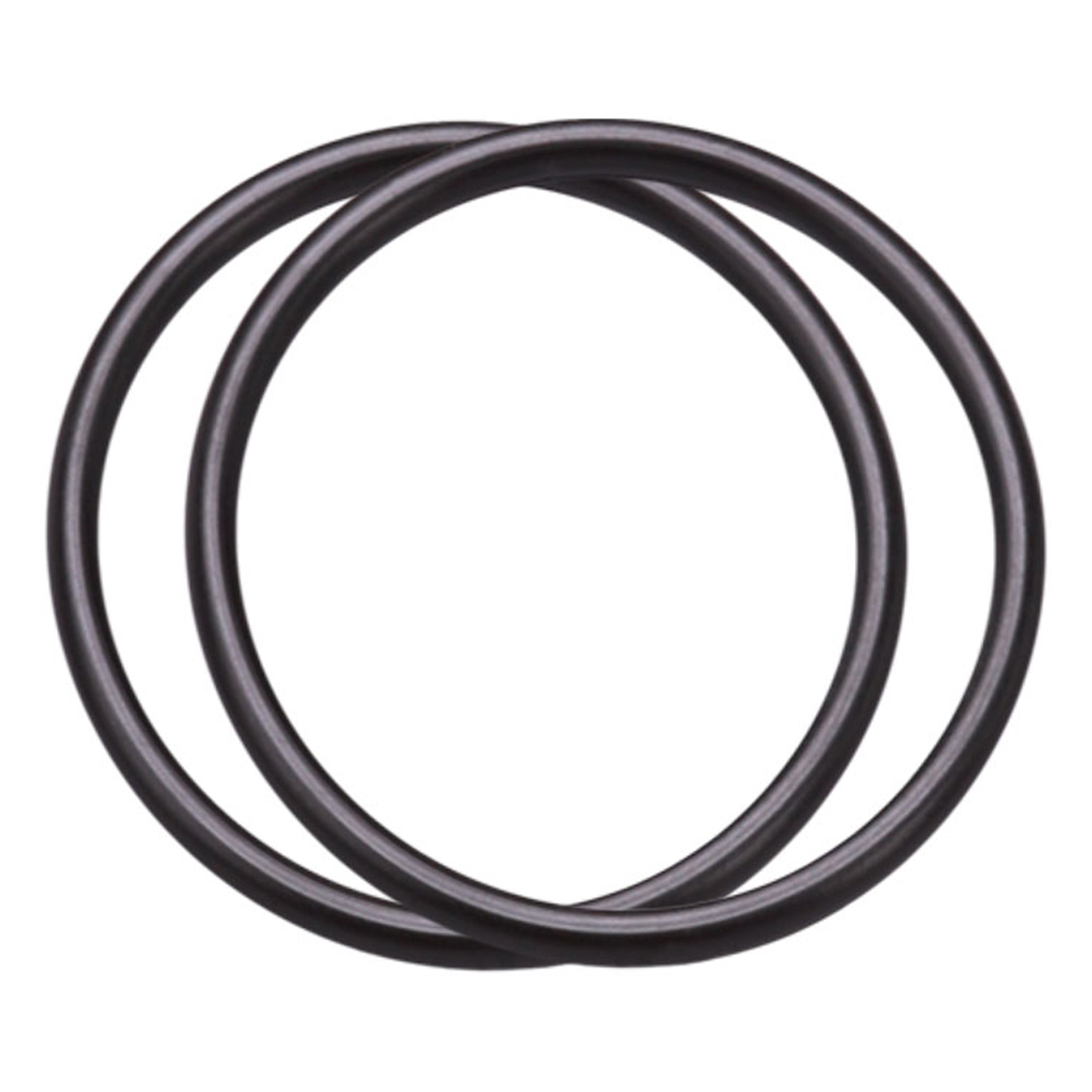 Pair of Silicone Sealing O-rings for PQ-N Series Ball Mill Jars