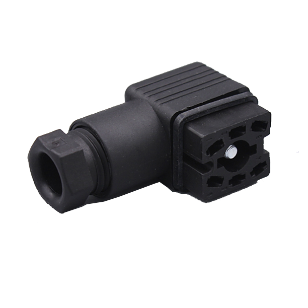 Pfeiffer Sensor Connector for Compact FullRange Gauges and Controller Units