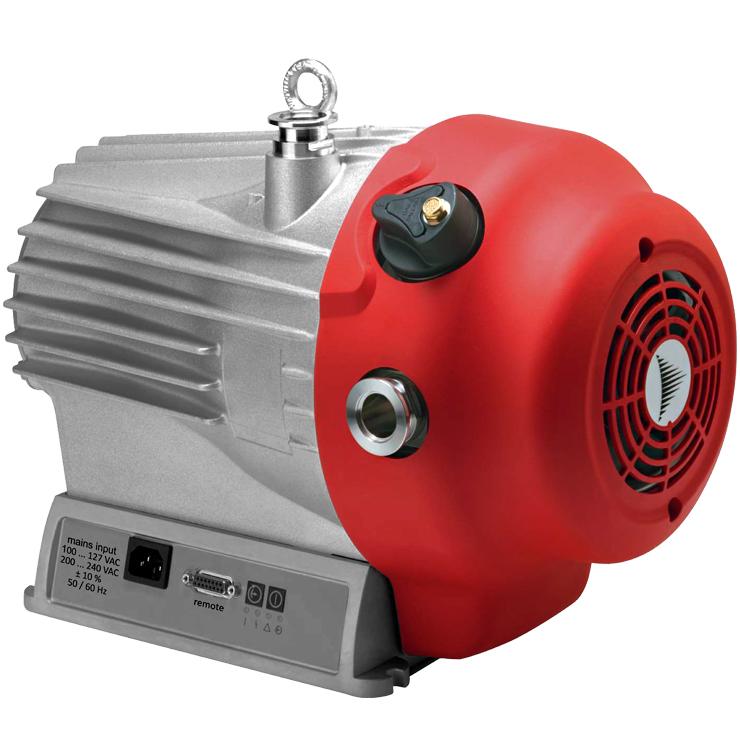 Pfeiffer Vacuum HiScroll 12 Scroll Pump Std, Inlet KF25, WITH Pressure Sensor, 100-240 VAC, P/N PD S20 010