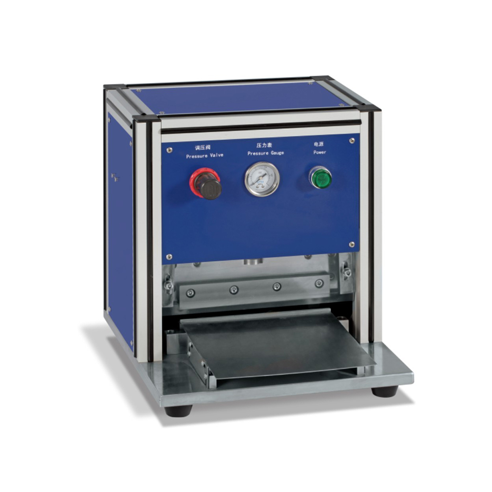 Pneumatic Edge Trimming Machine For Pouch Lithium Battery