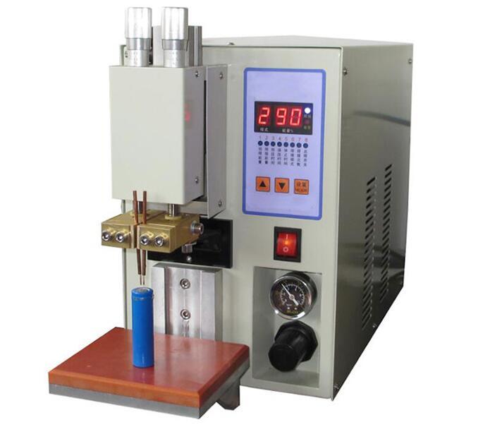 Precision Microcomputer Double Pulse Spot Welding Machine