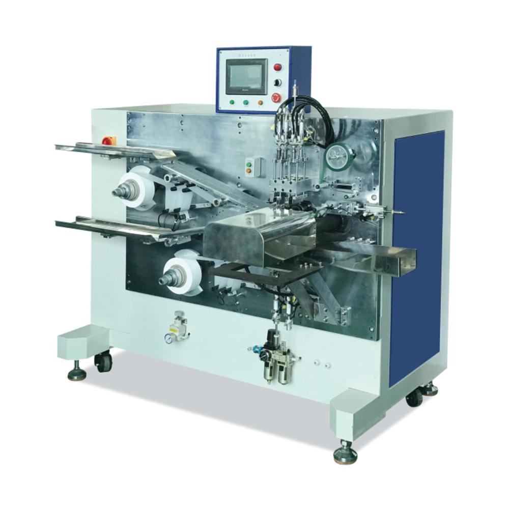 Semi-Automatic Cylindrical Battery Winding Machine