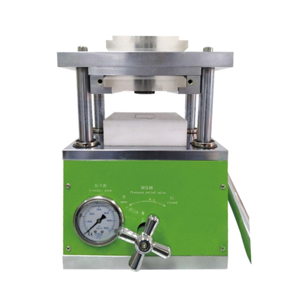 Small Hydraulic Die Cutting Machine