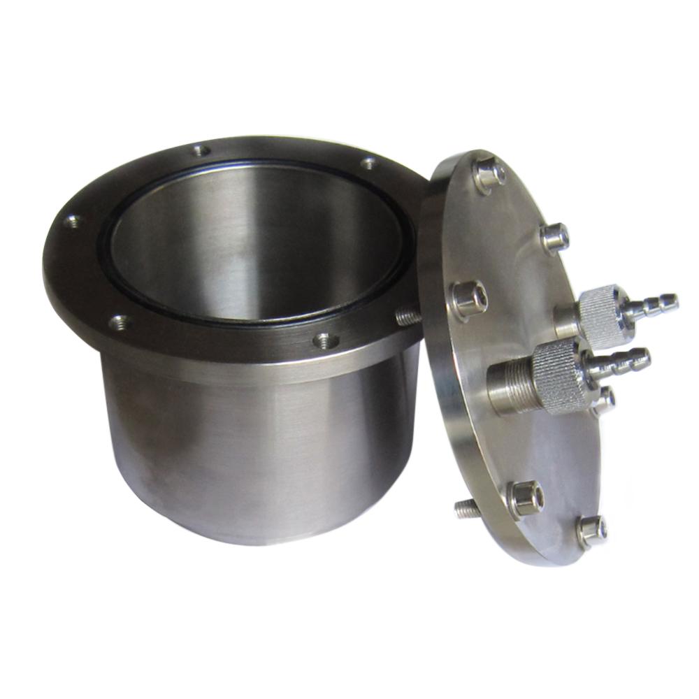 Stainless Steel Vacuum Grinding Jar 500ml