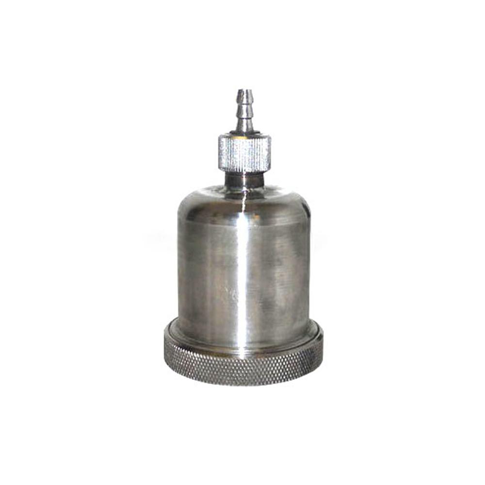 Stainless Steel Vacuum Grinding Jar w/ Lid 80ml