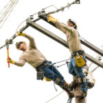 2018 Los Angeles Lineman's Rodeo Showcases Essential Job Skills and Knowledge of Utility Workers