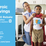 """LADWP Increases Clothes Washer Rebate to $400 to Help Customers Achieve """"Heroic Savings"""""""