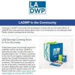 LADWP in the Community Newsletter (May 2019)