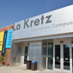 La Kretz Innovation Campus Achieves LEED v3 Platinum in New Construction and WELL v1 Gold Core and Shell Certifications