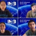 North Hollywood High School Places Among Top Four Teams at Virtual National Science Bowl Championship