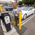 Mayor Garcetti Announces the City Has Helped Install 10,000 EV Chargers
