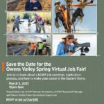 LADWP Spring Virtual Job Fair – March 3