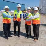 Construction Underway on Groundwater Treatment Facilities as part of Historic Settlement Agreement between LADWP and Honeywell