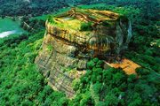Sri lanka tourism sigiriya rock castle