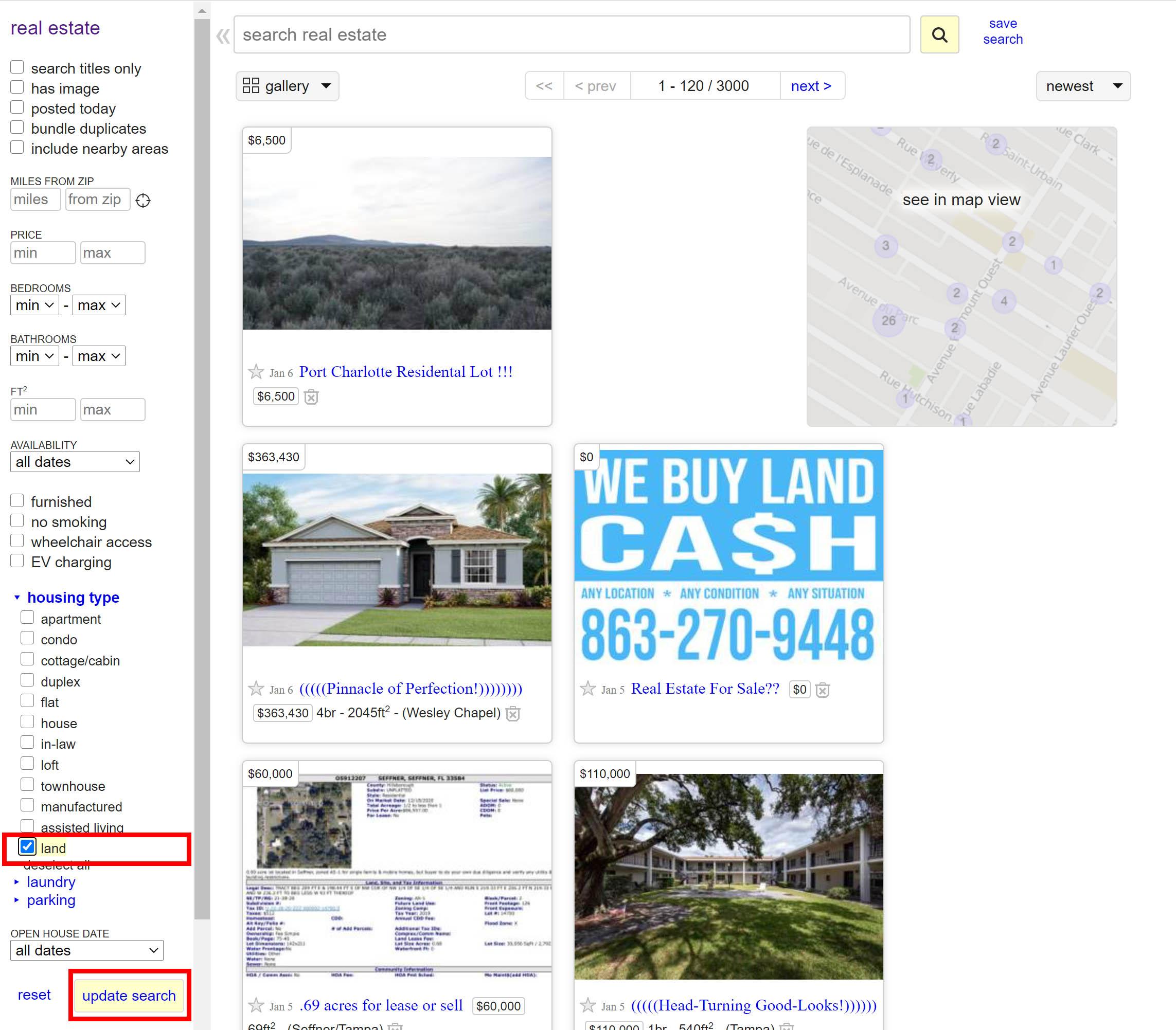 craigslist-land-for-sale