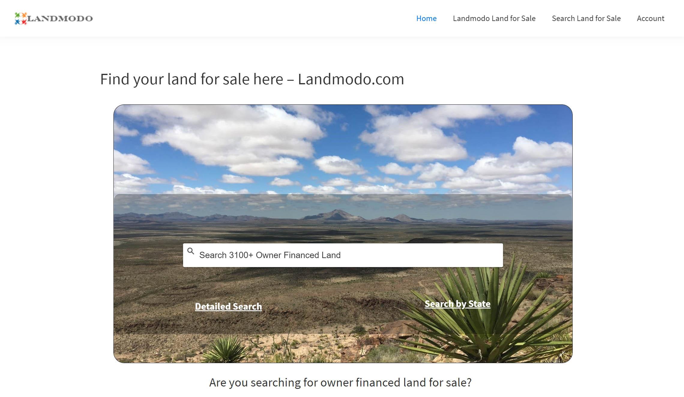 landmodo-home-page