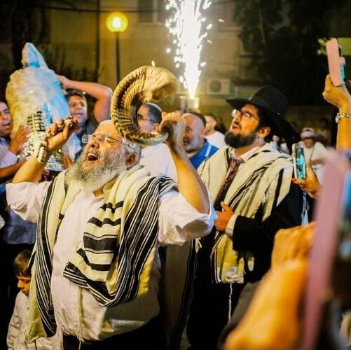 The Secret to Sukkot Joy