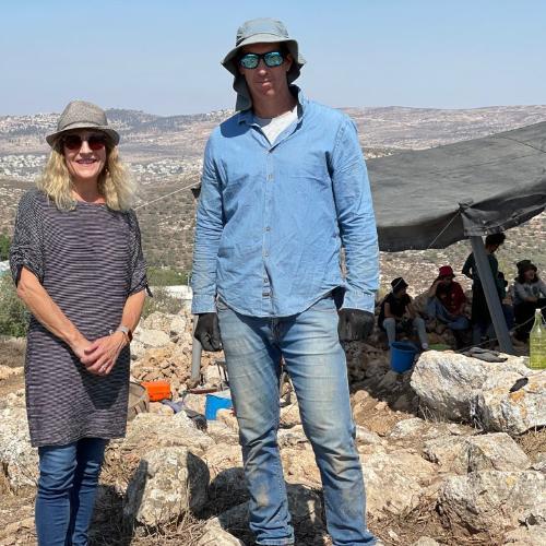 A Shomron Excavation