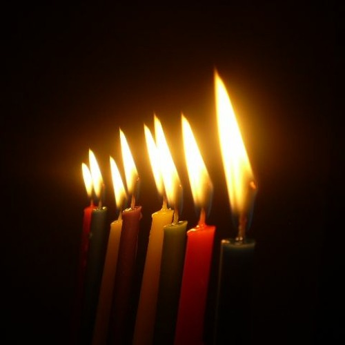 Interlude Hanukkah 5781: Letting the Light Out