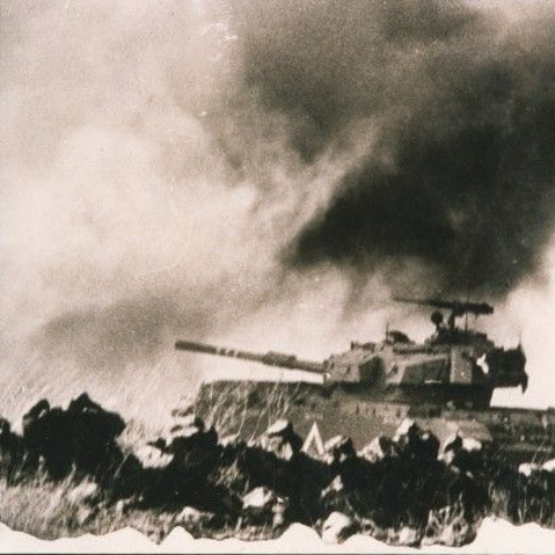Yom Kippur War, part IV - A Stunning Blow