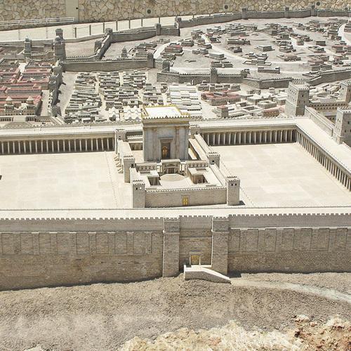 Bilaam & the Temple