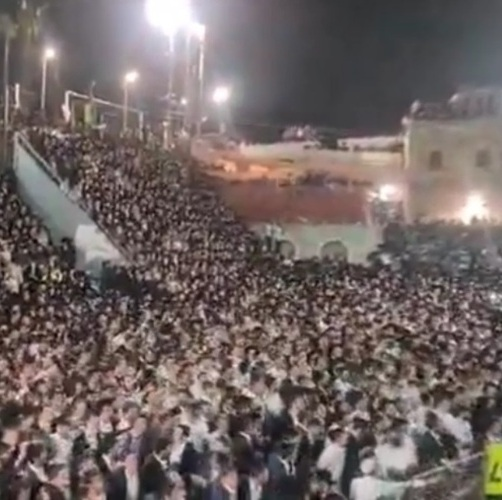 VIDEO: The Real Reason Why Hundreds of Thousands of Jews Gather in Meron Every Year - Jeremy Gimpel