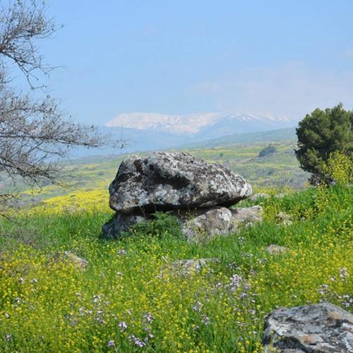 Jacob's Rock