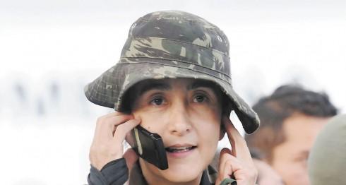 Ingrid Betancourt, farc, colombia