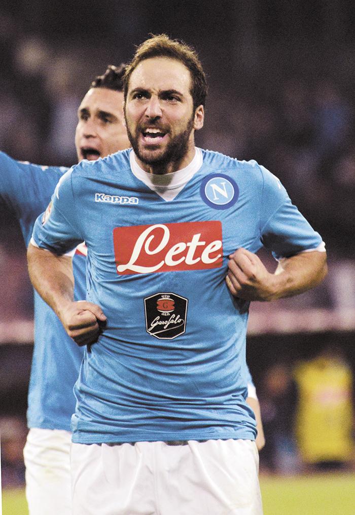 Italy Soccer Serie A La Prensa