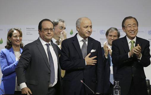 cambio climatico COP21