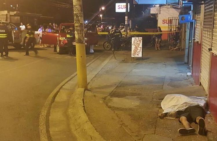 Costa Rica violencia
