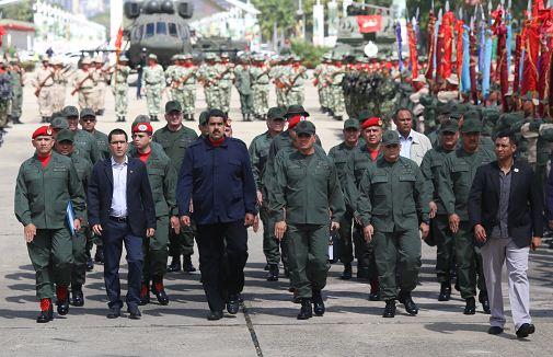 Nicolás Maduro Chavismo