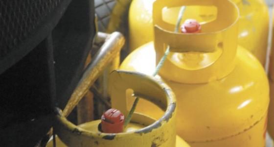 El tanque de gas está llegando con menos contenido a los consumidores.