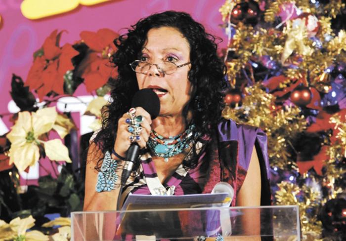 Rosario Murillo, Esposa de Daniel Ortega, Vicepresidenta de Nicaragua