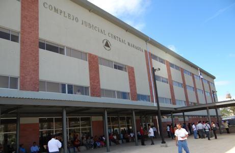 Juzgados de Managua