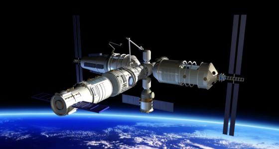 misión espacial, china, espacio,tiangong 2