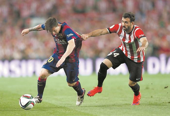 Barcelona y Athletic reeditarán final de Copa del Rey en cuartos de ...