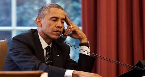Barck Obama, Obama