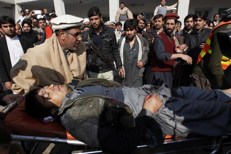 Resultado de imagen para Nueve muertos en ataque de talibanes en Pakistan