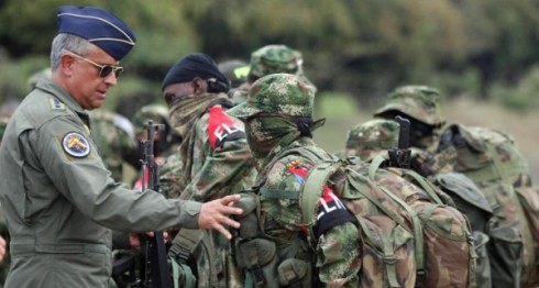 ELN, Colombia