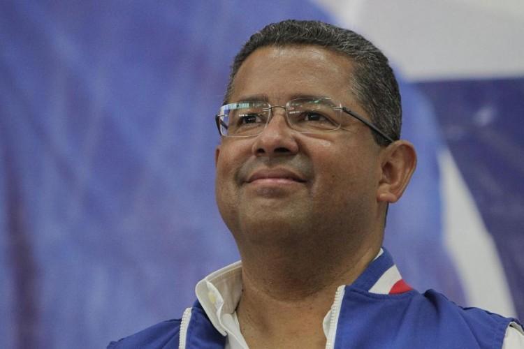Francisco Flores, El Salvador