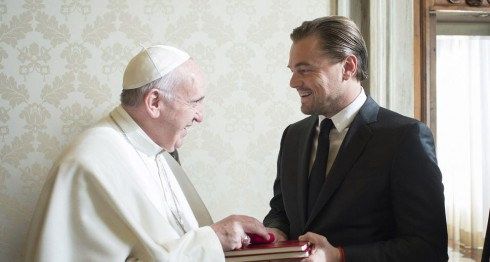 Francisco, Vaticano, DiCaprio