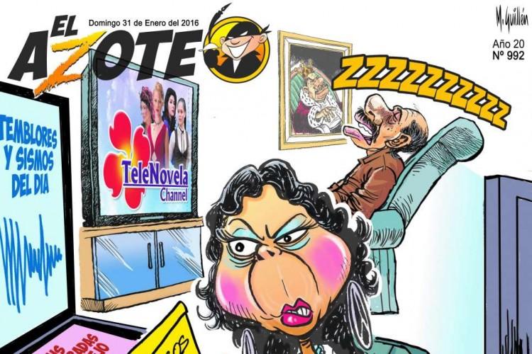 El Azote, La Prensa