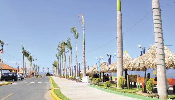 Managua, Puerto Salvador Allende