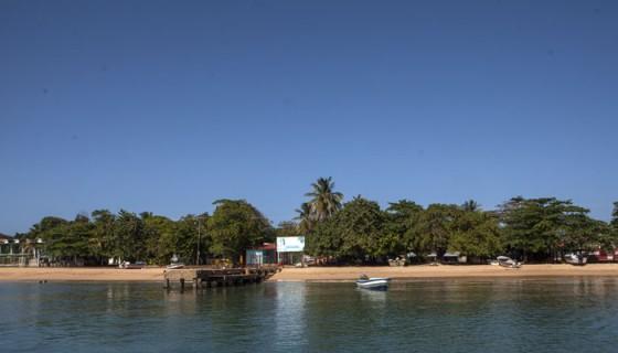 Ineter, Oleaje, Corn Island