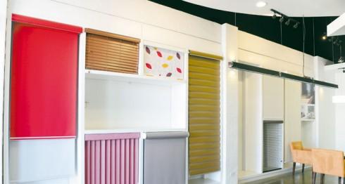 Variada gama de cortinas con nuevas telas y texturas amigables con el medioambiente. LAPRENSA/ LUIS GUTIERREZ