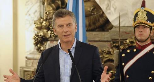 Mauricio Macri, Argentina, cortes de energía