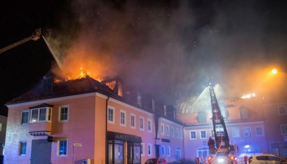 Incendio, Alemania