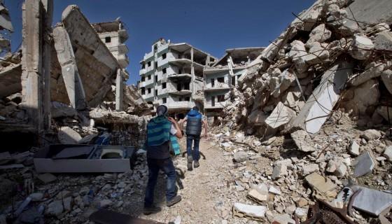 Siria,Rusia, Estados Unidos