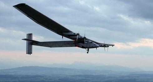 Solar Impulse 2. LA PRENSA/AP Photo/Denis Balibouse